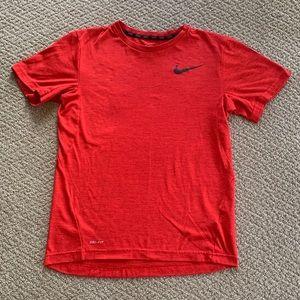 Nike Red Dri-Fit T-Shirt